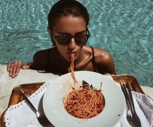 fashion, summer, and food image