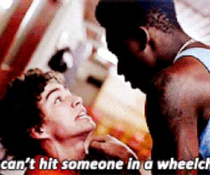 gif, misfits, and wheelchair image