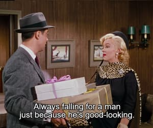 classic, film, and Marilyn Monroe image