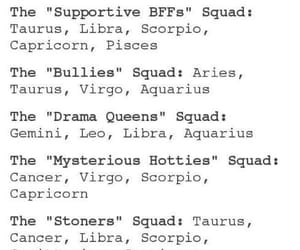 astrology, bff, and zodiac image