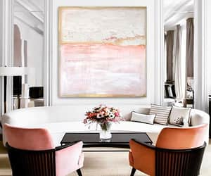 Abstract Painting, painting, and gallery wall image