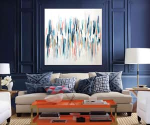 Abstract Painting, art, and colorful decor image
