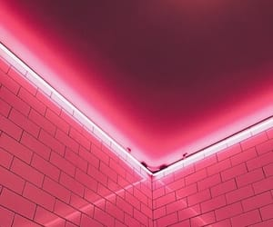 light and pink image