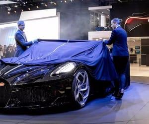 bugatti and la voiture noire image