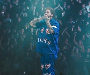 concert, live, and rapper image