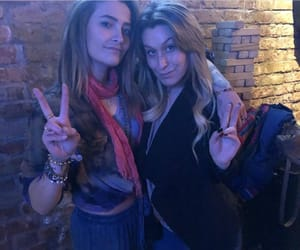 hippie, img models, and mardi gras image