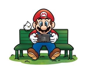 gaming and nintendo image
