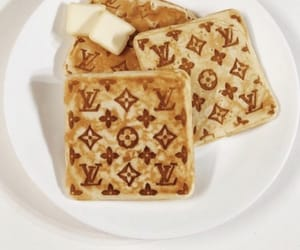 food, Louis Vuitton, and luxury image
