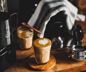 aesthetic, breakfast, and coffee image