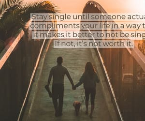 life, singles, and relationship quotes image