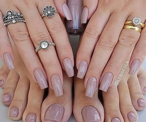 nail polish, nails, and vernis image