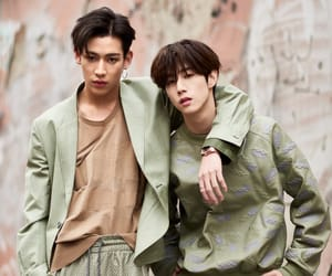 aesthetic, mark, and got7 image