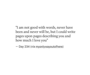quotes and tumblr image