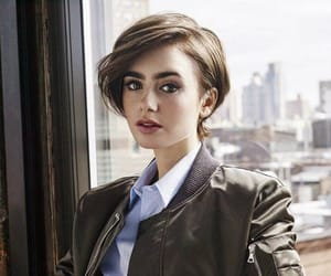 les miserables and lily collins image