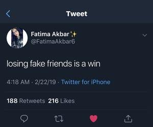 fake, quotes, and sad image