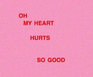 Lyrics, pink, and quote image