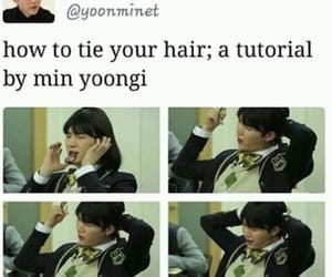 meme, funny, and bts image