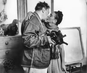 love, frida kahlo, and art image
