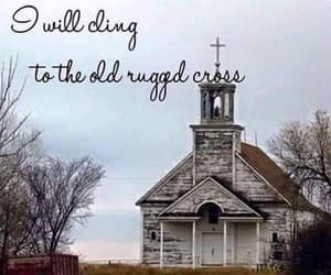 churches, song lyrics, and gospel music image