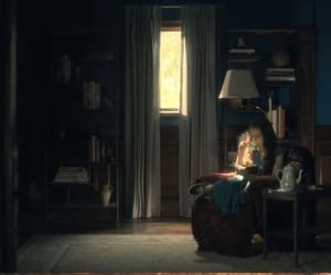 her room, haunting of hill house, and hill house image