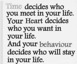 decision, life, and heart image