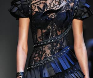 Alexander McQueen, details, and fashion image