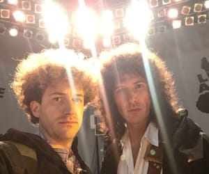 movie, Queen, and brian may image