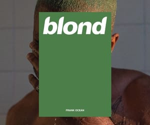 frank ocean, blond, and wallpaper image