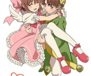 anime, sakura, and anime couple image