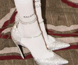 fashion, Balenciaga, and shoes image