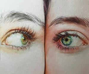 drawing, art, and arts image