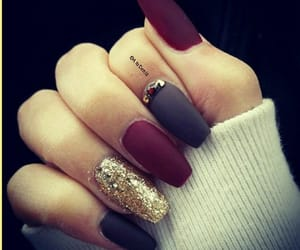 nail art, sexy&trendy, and prom&wedding-nails image