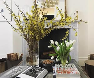 decoration, flowers, and pretty image