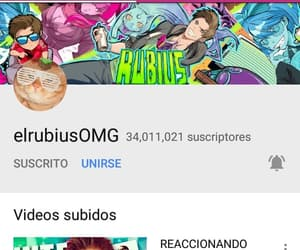youtube, rubiuh, and criaturitas del señor image