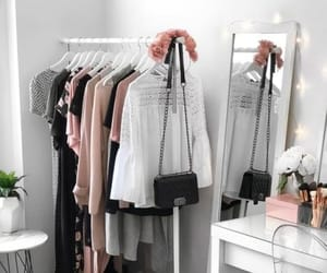 clothes, style, and room image
