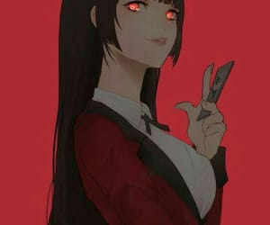 kakegurui and anime image