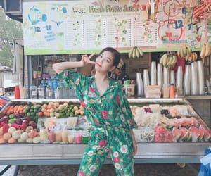 asian, FRUiTS, and girl image