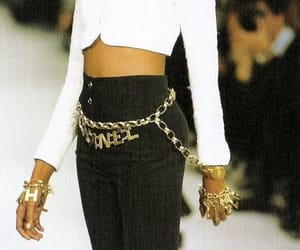 90s and chanel image