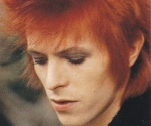 alternative, 80's, and david bowie image