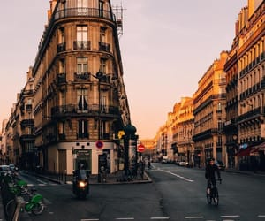 france, travel, and love image