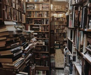 book shop, books, and home image