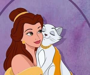 bella, disney princess, and princess image