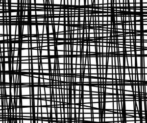 alone, black, and eyes image