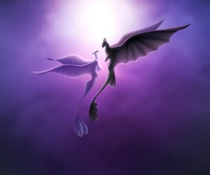 night fury, httyd, and httyd 3 image