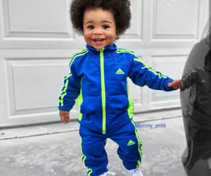 baby, lové, and blue image