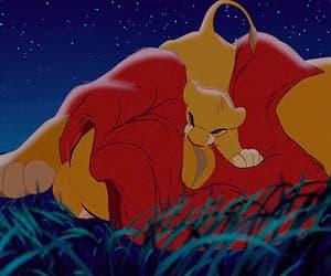 aladdin, disney, and lion king image
