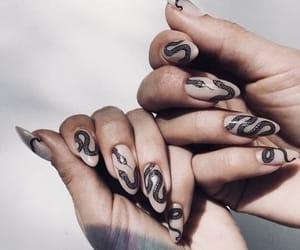 fashion, nailart, and nailsart image