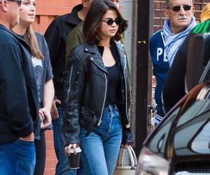 selena gomez, fashion, and beauty image