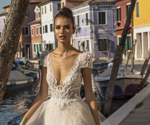 beautiful, fashion, and bridal image