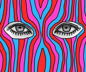 colors, eyes, and wallpaper image